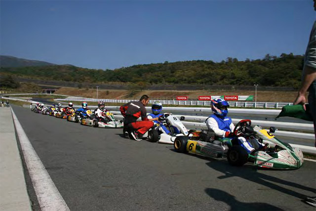【HDX】2009文部科学大臣杯HDXシリーズ第6戦 富士スピードウェイ ショートコース(1)