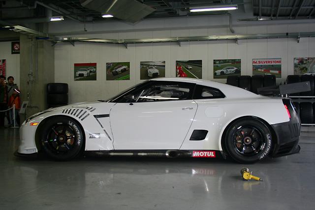 2010年FIA-GT参戦GT-R、ニスモフェスティバルに登場(2)