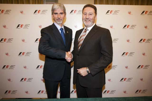 シルバーストン、イギリスGP開催契約を締結。2010年から17年間(1)