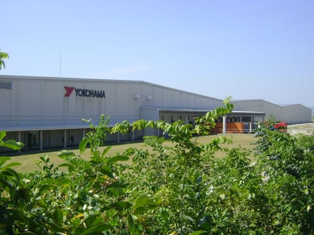 【横浜ゴム】タイのタイヤ生産拠点でゼロエミッションを達成(1)