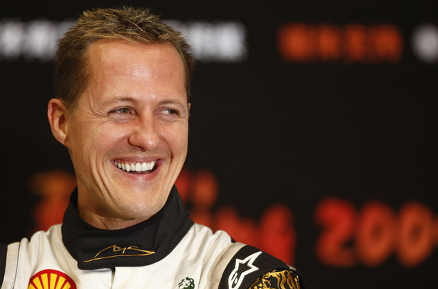 シューマッハー、F1復帰についての決断は年明けに?(1)