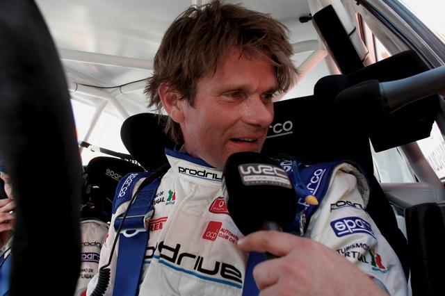 マーカス・グロンホルム(また)WRC復帰!(2)
