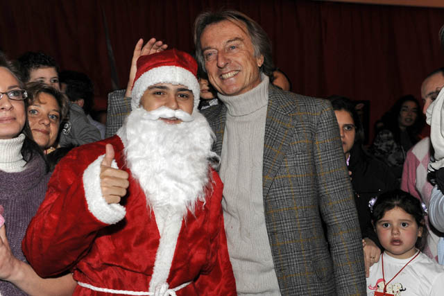 フェラーリからのクリスマスプレゼント。マッサ、数日中にF2007をドライブ(1)
