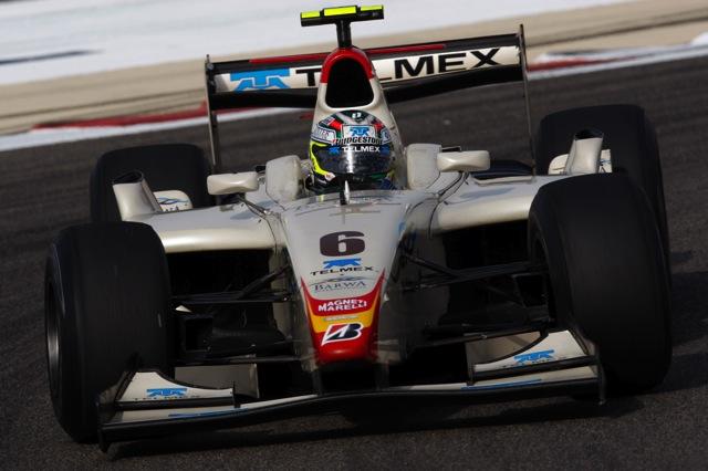 GP2:バルワ・アダックスがセルジオ・ペレスを起用(2)