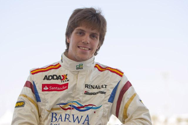 ヴァージン・レーシング、テストドライバーはパレンテ&ラジア(2)