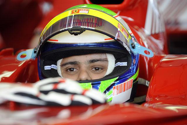 マッサ、ムジェロで再びF2007をドライブ(1)