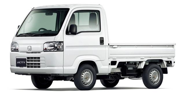 【Honda】軽商用車「アクティ・トラック」を10年ぶりにフルモデルチェンジし発売(1)