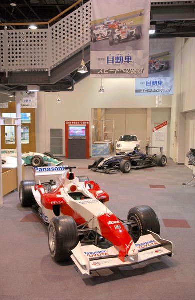 川口市立科学館にて特別展「自動車〜スピードへの挑戦〜」を開催中(1)