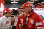 F1 | 「今日からミハエルはライバル」。フェラーリが宣戦布告