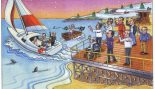 F1 | バーニーのF1風刺画クリスマスカード。今年の主役はブリアトーレ?