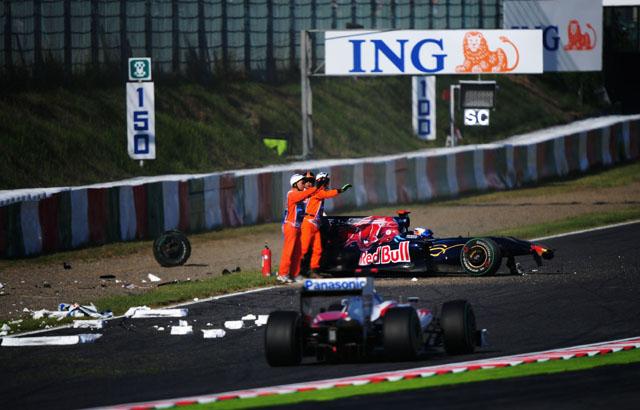 2009年日本GPアルグエルスアリ   autosport web