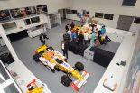 F1 | F1ファクトリー探訪:ルノー