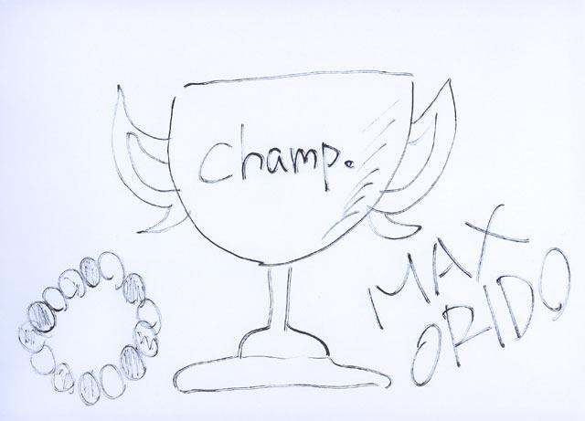 選手突撃★どうにかこうにか聞き出した「09チャンピオン 元気の源」 その3:織戸学選手(3)