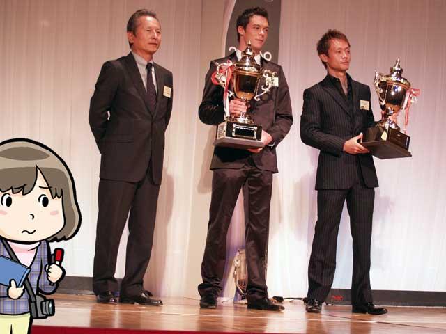 選手突撃★どうにかこうにか聞き出した「09チャンピオン 元気の源」 その4:脇阪寿一選手(1)