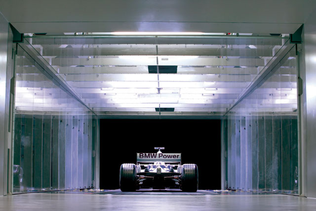 F1ファクトリー探訪:ウイリアムズ
