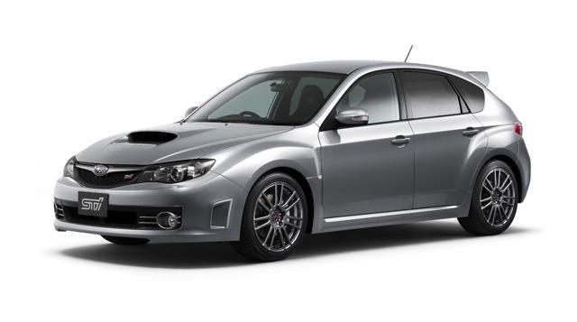 【富士重工業】特別仕様車 スバル インプレッサ 「WRX STI A-Line type S」を発売(1)