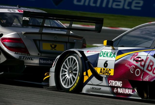 DTM:2010年もダンロップがタイヤを供給(1)