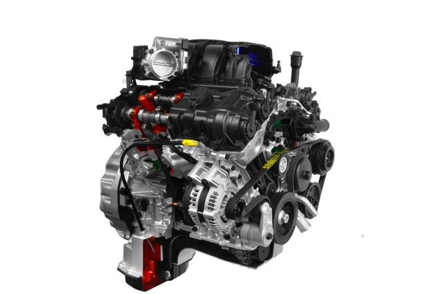 【クライスラー日本】 22010年北米国際モーターショー: クライスラーグループ LLC、パワートレイン戦略を抜本的に変更(1)