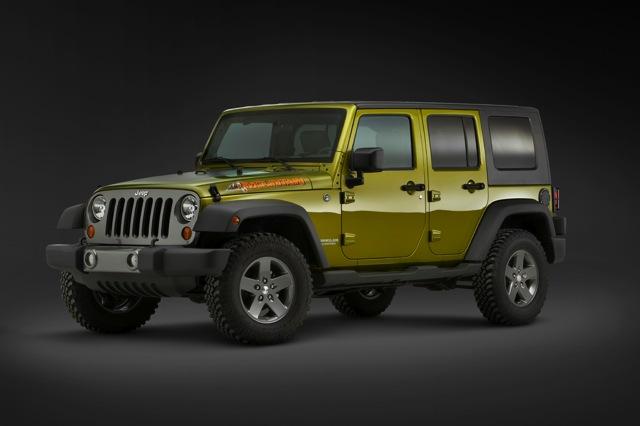 【クライスラー日本】2010年北米国際モーターショー: ジープ、ラインアップ拡大へ3つの新モデルを導入(3)