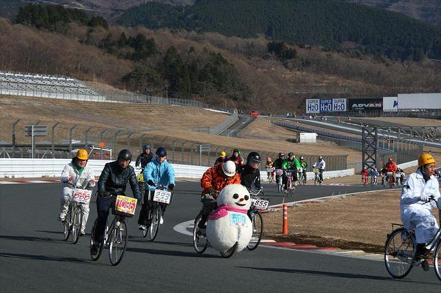 【富士スピードウェイ】「スーパーママチャリグランプリ」の開催結果について(3)