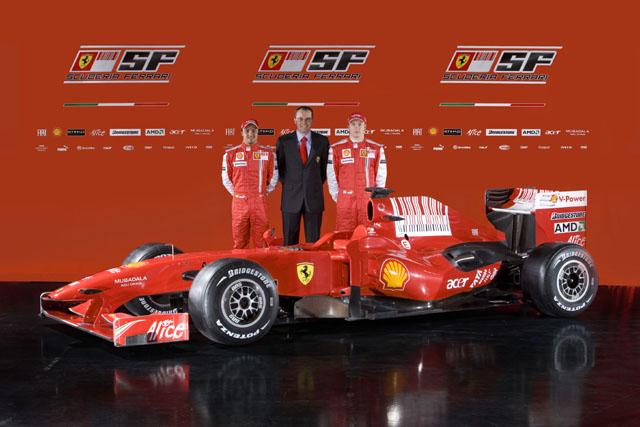 フェラーリの新車発表会は1月28日(1)