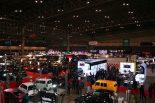 東京オートサロン開幕 レーシングカーも多数展示(1)