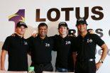 F1 | トゥルーリ「ガスコインがいたからロータスと契約した」