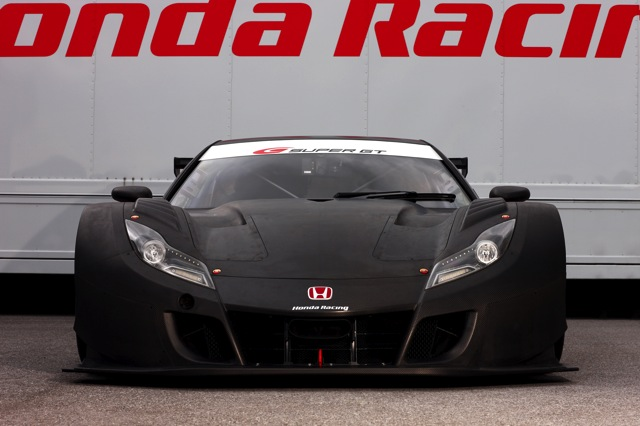 【Honda】SUPER GTシリーズGT500クラス参戦車両「HSV-010 GT」を発表(2)