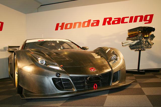 ホンダ、HSV-010 GTを正式お披露目 車両スペックも明らかに(4)