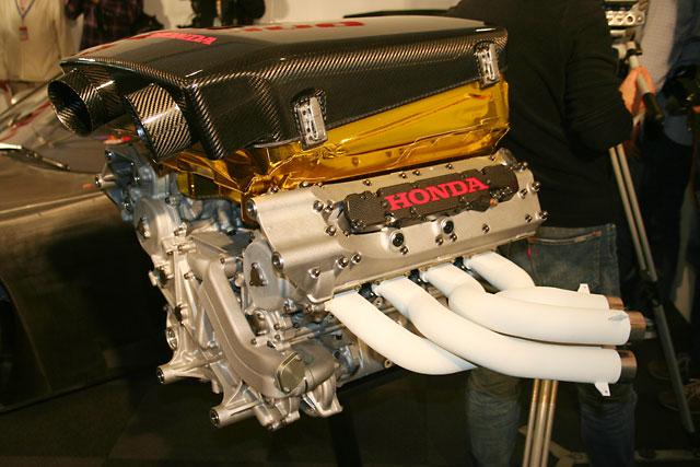 ホンダ、HSV-010 GTを正式お披露目 車両スペックも明らかに(5)