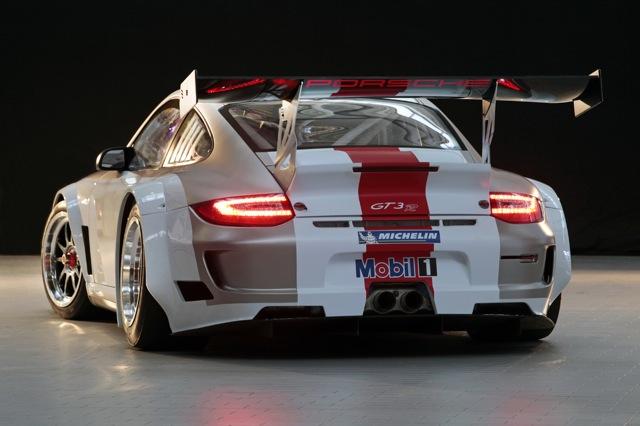 【ポルシェジャパン】ポルシェ911 GT3 Rがバーミンガムでワールドプレミア(4)