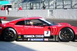 スーパーGT   スーパーGT鈴鹿テスト:午前はトレルイエ駆る3号車GT-Rがトップタイム