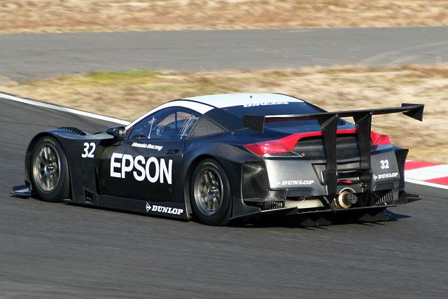 スーパーGT鈴鹿テスト:午前は18号車童夢HSV-010 GTがトップタイムをマーク(4)