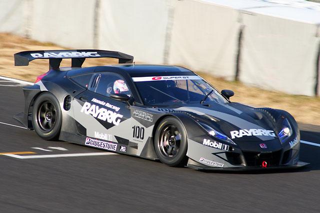 スーパーGT鈴鹿テスト:午前は18号車童夢HSV-010 GTがトップタイムをマーク(5)