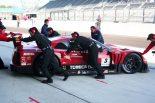 スーパーGT   スーパーGT鈴鹿テスト:2日目午前は3号車GT-Rがトップタイム