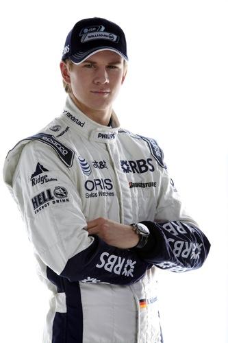 ウイリアムズ、バリチェロのレーシングスーツ姿を公開(3)