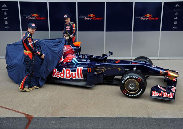 トロロッソ、新車を2月1日に発表。シェイクダウンはブエミが担当(1)