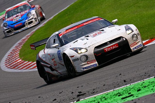 スイスレーシング、GT-Rのドライバーにベンドリンガーとニルソンを起用(2)