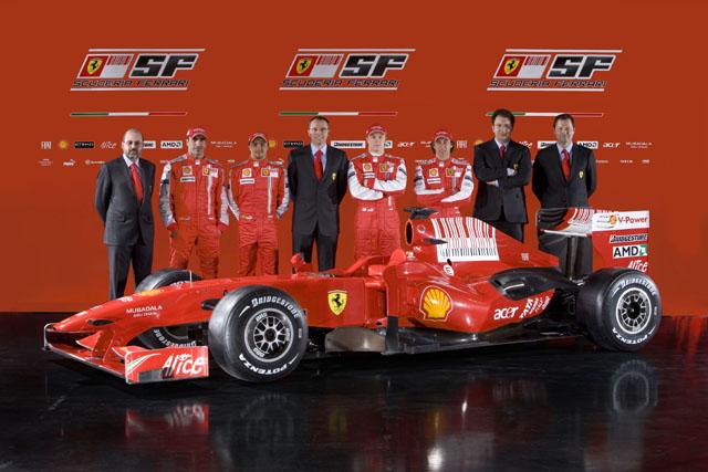 フェラーリがいよいよ新車発表へ。発表会後にマッサが初ドライブの予定(1)