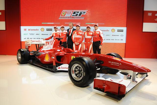 バドエルとジェネ、テストドライバーとしてフェラーリに残留(1)