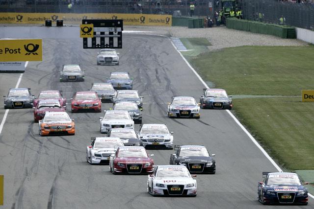 DTM:最終戦に上海ラウンドをスケジュール。2010カレンダーが発表(1)
