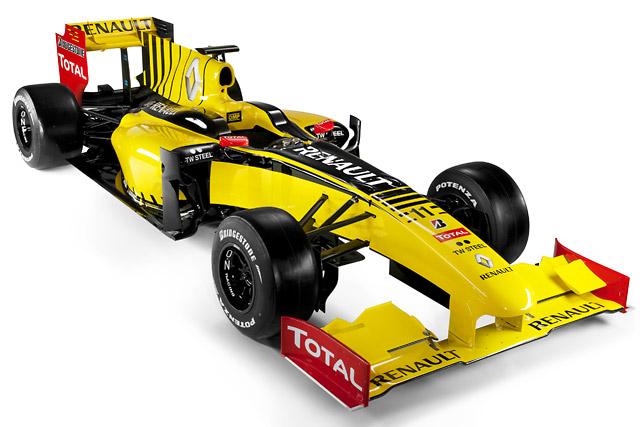 【速報】往年の黄×黒カラーが復活! ルノー、R30を公開。ペトロフと契約(1)