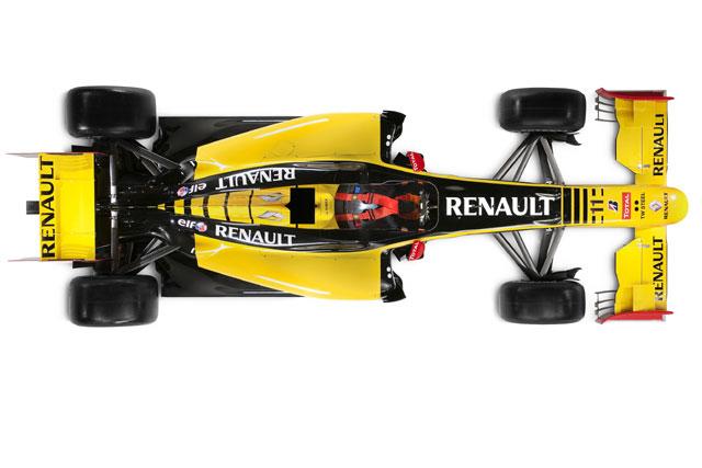 【速報】往年の黄×黒カラーが復活! ルノー、R30を公開。ペトロフと契約(3)