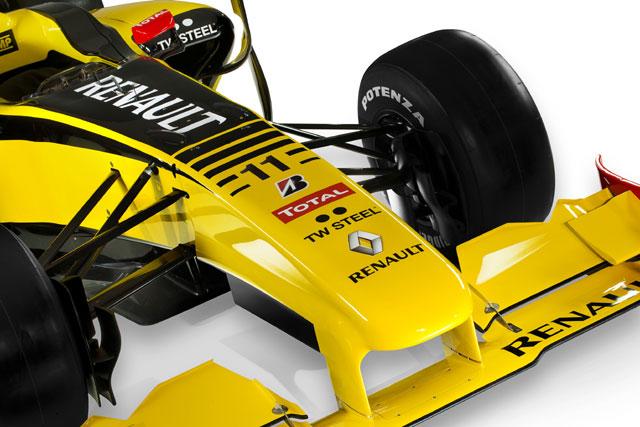 【速報】往年の黄×黒カラーが復活! ルノー、R30を公開。ペトロフと契約(4)
