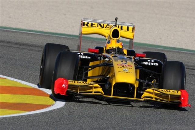 F1合同テストがスタート。7チームの新車が初対決!(3)