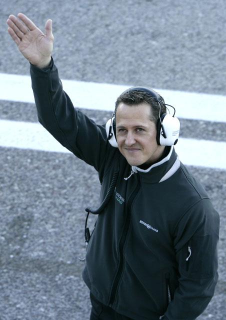 シューマッハー、MGP W01で初走行3番手。「初めてF1で走ったときのようなフレッシュな気分」(2)