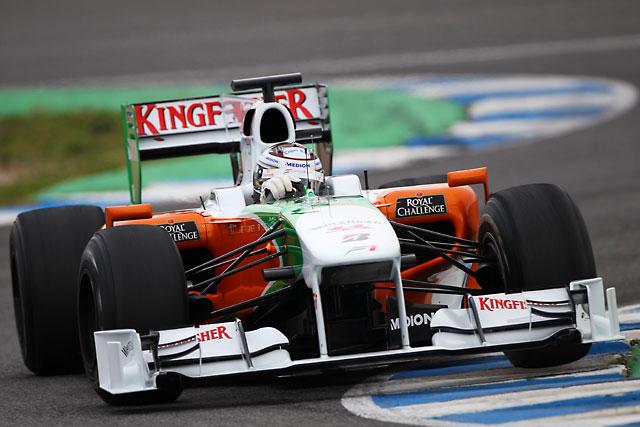 F1ヘレステスト3日目:アルグエルスアリ&トロロッソがトップタイム(3)