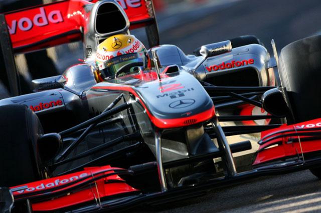 F1ヘレステスト最終日:ハミルトンが最速で4日間を締めくくる(1)