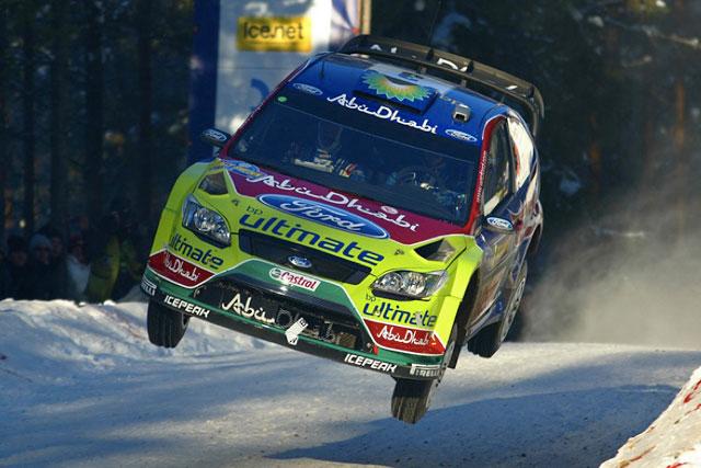 WRC第1戦ラリースウェーデン デイ2:ヒルボネンがローブを突き放し首位を堅持(1)