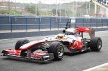 F1 | ハミルトン、最終日最後のアタックで4日間総合トップタイムをマーク
